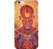 Psicodelic Men . Item for party iPhone Case/Skin