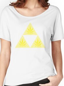Weedforce Women's Relaxed Fit T-Shirt