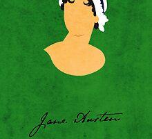 Jane Austen by DandalfTheGay