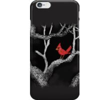 The Cardinal's Tree iPhone Case/Skin