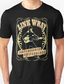Link Wray (Supersonic Switchblade) Vintage Unisex T-Shirt
