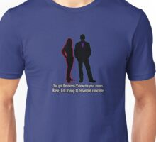 The Doctor & Rose Unisex T-Shirt