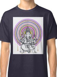Lord Ganesh Mandala Classic T-Shirt