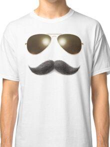 Easy Mustache Rider Classic T-Shirt