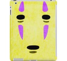 Spirited Away--No Face iPad Case/Skin