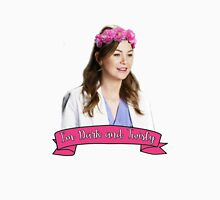 Meredith Grey - Dark and Twisty Unisex T-Shirt