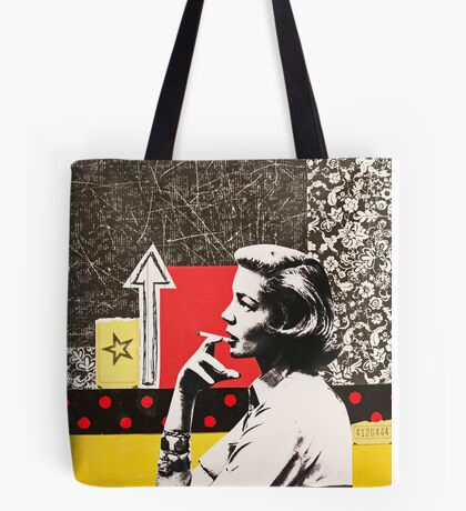 Ms. Bacall Tote Bag