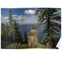 Rubicon Point Lighthouse Poster