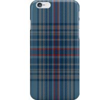 01817 Budge Tartan iPhone Case/Skin