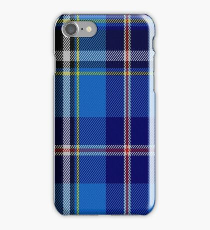 01816 John & Isabella Buchanan Universal Commemorative Tartan  iPhone Case/Skin