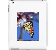 Backyard Butterfly iPad Case/Skin