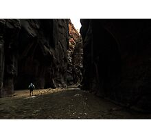The Narrows (Zion) Photographic Print