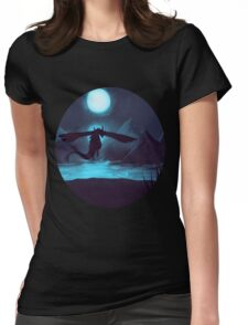 Lugia - Freedom Womens Fitted T-Shirt