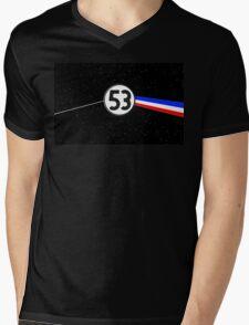 Dark Side of the 53 Mens V-Neck T-Shirt