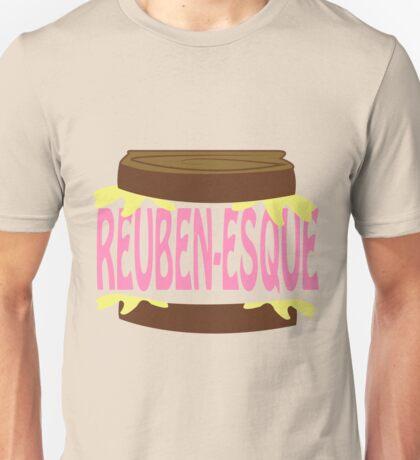 I'm a piece of art Unisex T-Shirt
