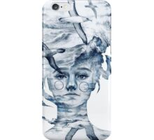 I am the sea and nobody owns me iPhone Case/Skin