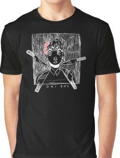 ONI BOY Graphic T-Shirt