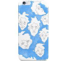 Blue Da Ba Dee iPhone Case/Skin