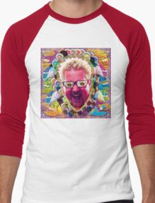 FIERI'S SONG OF TACOS AND DOOM Men's Baseball ¾ T-Shirt