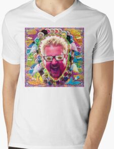 FIERI'S SONG OF TACOS AND DOOM Mens V-Neck T-Shirt