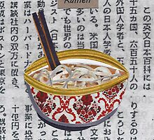 Ramen by Cindy Vattathil