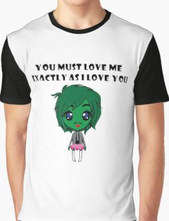 Old Gregg Wants Love Graphic T-Shirt