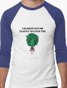 Old Gregg Wants Love Men's Baseball ¾ T-Shirt