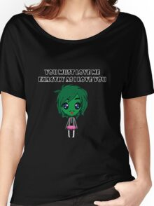 Old Gregg Wants Love Women's Relaxed Fit T-Shirt