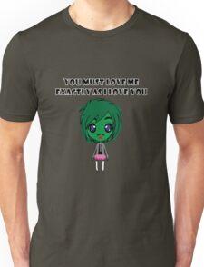 Old Gregg Wants Love Unisex T-Shirt