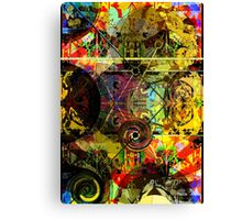 SICKNESS 666 Canvas Print