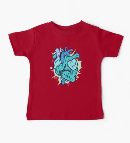 Cold-Hearted And Venomous Baby Tee