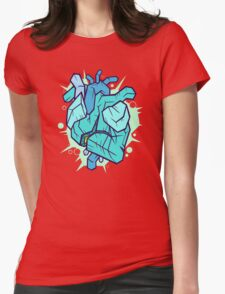 Cold-Hearted And Venomous Womens Fitted T-Shirt