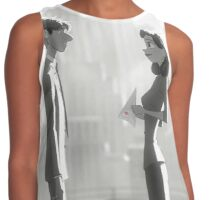 paperman Contrast Tank