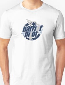 Harrier Pilot Unisex T-Shirt