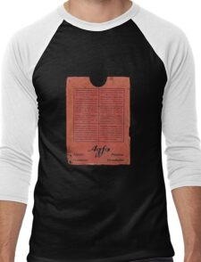 film plates box Men's Baseball ¾ T-Shirt