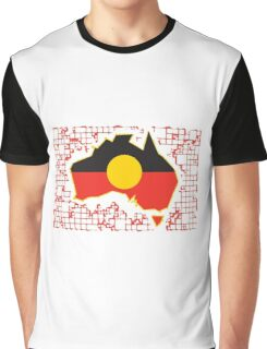 Aboriginal Australia Graphic T-Shirt
