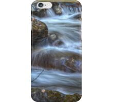 Running Water 1 iPhone Case/Skin