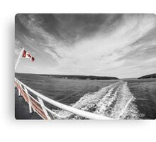 Canadian Canvas Print
