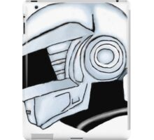 Thomas Bangalter of Daft punk iPad Case/Skin