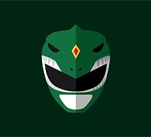 Mighty Morphin Power Rangers - Green Ranger by gmorningnight