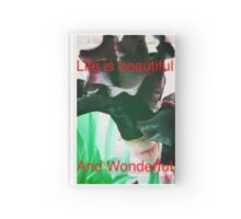 Life is Beautiful Hardcover Journal