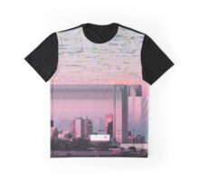 STATIC SKY LINES Graphic T-Shirt