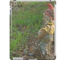Knome in the grass iPad Case/Skin