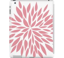 Pink Blossom Flower iPad Case/Skin