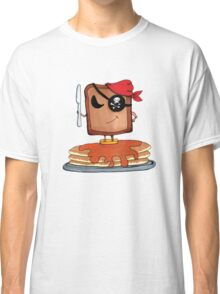 The Toast Pirate Classic T-Shirt