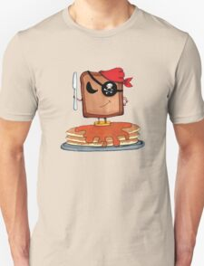 The Toast Pirate Unisex T-Shirt