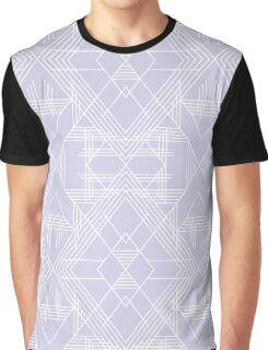 Illuminati lavender Graphic T-Shirt