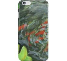 Goldfish Lunch Rush iPhone Case/Skin