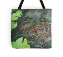 Goldfish Lunch Rush Tote Bag