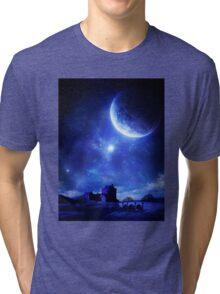 Silent Water Tri-blend T-Shirt